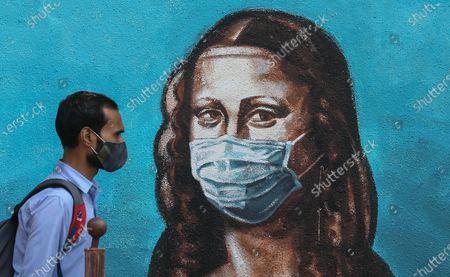 Editorial image of Coronavirus cases rise in India, Mumbai - 17 Mar 2021