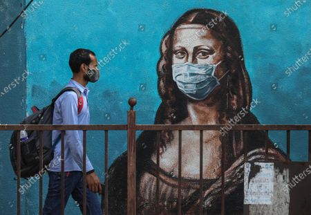 Editorial picture of Coronavirus cases rise in India, Mumbai - 17 Mar 2021