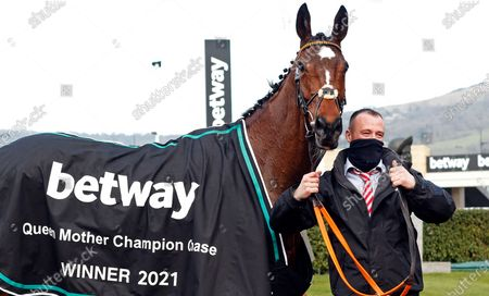 PUT THE KETTLE ON after The Betway Queen Mother Champion Chase Cheltenham