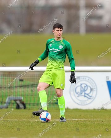 Editorial picture of QPR U-23 v Cardiff City U-23 - Professional Development League, Harlington, United Kingdom - 16 Mar 2021