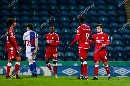 Liam Walsh of Bristol City after a 0-0 draw