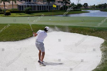 Editorial photo of Honda Classic Golf, Palm Beach Gardens, United States - 17 Mar 2021
