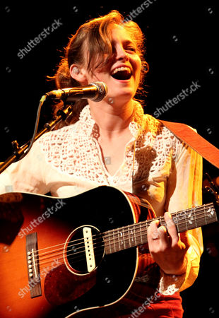 Editorial image of Dawn Landes In Concert At The Rams Head, Baltimore, America - 10 May 2010