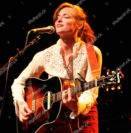 Editorial photo of Dawn Landes In Concert At The Rams Head, Baltimore, America - 10 May 2010
