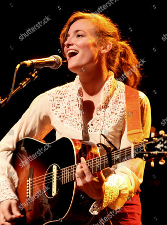 Editorial picture of Dawn Landes In Concert At The Rams Head, Baltimore, America - 10 May 2010