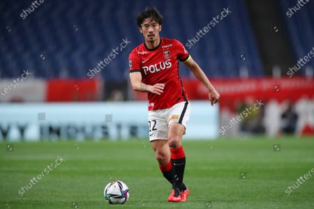 Editorial photo of J1 2021 : Urawa Red Diamonds 0-0 Hokkaido Consadole Sapporo, Saitama, Japan - 17 Mar 2021