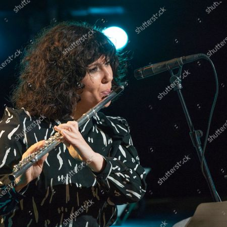 Editorial image of Trinidad Jimenez Performance In Madrid, Spain - 17 Mar 2021
