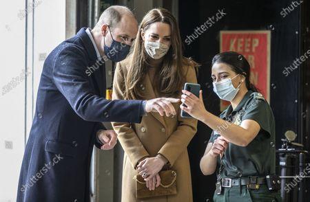 Editorial image of Virus Outbreak Royals, London, United Kingdom - 18 Mar 2021