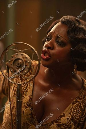 Stock Photo of Viola Davis