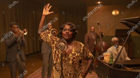 Editorial image of Ma Rainey's Black Bottom - 2020
