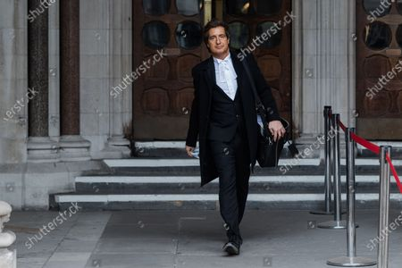 Editorial picture of Johnny Depp Seeks Permission To Appeal Against High Court Ruling In The Sun Libel Case, London, United Kingdom - 18 Mar 2021