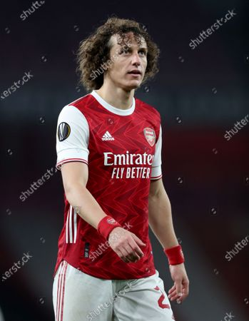 David Luiz of Arsenal