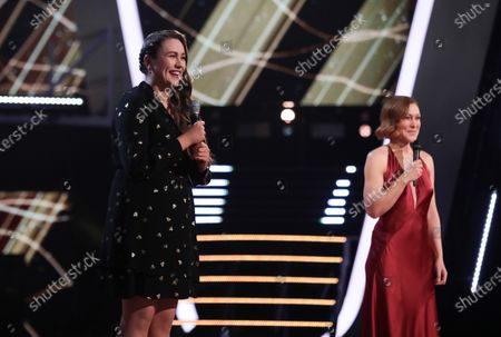 Team Olly - Grace Holden and Emma Willis