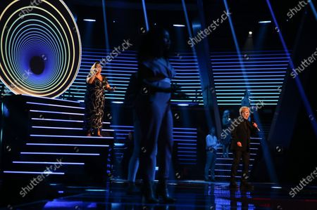 Editorial photo of 'The Voice UK' TV Show, Series 5, Episode 11, Final, UK - 20 Mar 2021
