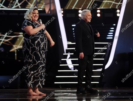 Editorial image of 'The Voice UK' TV Show, Series 5, Episode 11, Final, UK - 20 Mar 2021