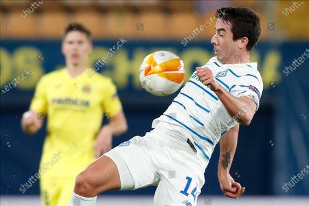 Carlos de Pena of Dynamo Kyiv