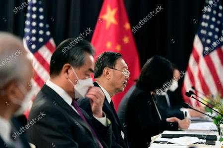 Editorial photo of US China, Anchorage, United States - 18 Mar 2021