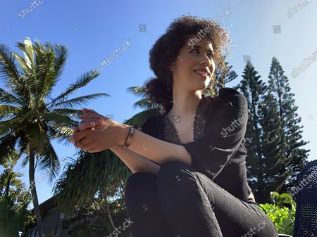 Stock Photo of Exclusive - Jasmin Savoy Brown - 'Sound of Violence'