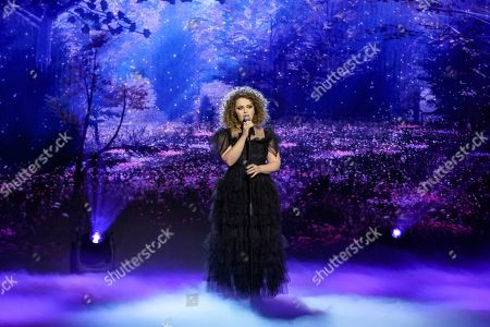 Carrie Hope Fletcher performs a song from Sir Andrew Lloyd Webber ?s new Cinderella.