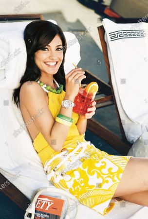 Editorial photo of Self June 2008 Fashion, Los Angeles, California, USA
