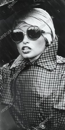 Editorial photo of Vogue October 15, 1972 Fashion