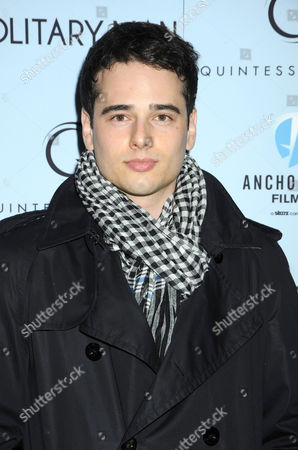 Editorial picture of 'Solitary Man' Film Premiere, New York, America - 11 May 2010