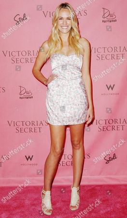 Editorial image of Victoria's Secret celebrates the 5th Annual 'What is Sexy?' List: Bombshell Edition, Los Angeles, America - 11 May 2010