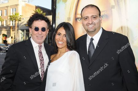 Mark Canton, Lorena Rincon and James Ordonez