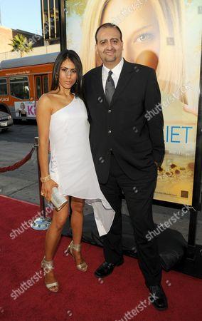 Stock Photo of Lorena Rincon and James Ordonez