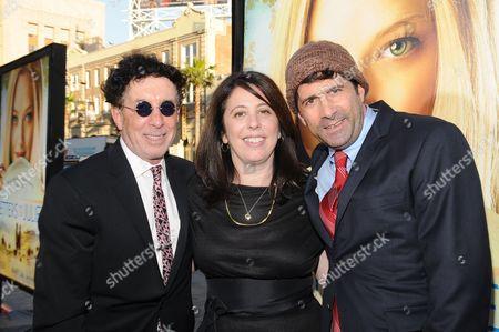Mark Canton, Caroline Kaplan and Gary Winick