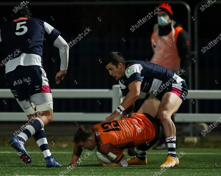 Editorial picture of Coventry Rugby v Ealing Trailfinders, UK - 19 Mar 2021