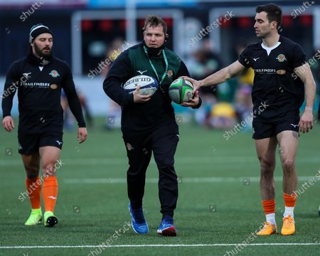 Ealing Trailfinders Director of Rugby Ben Ward