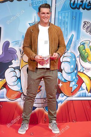Singer Manu Tenorio