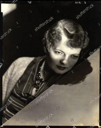 Editorial photo of Vanity Fair December 01, 1929 Portrait