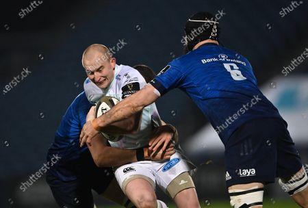 Editorial image of Leinster v Ospreys - Guinness PRO14 - 19 Mar 2021
