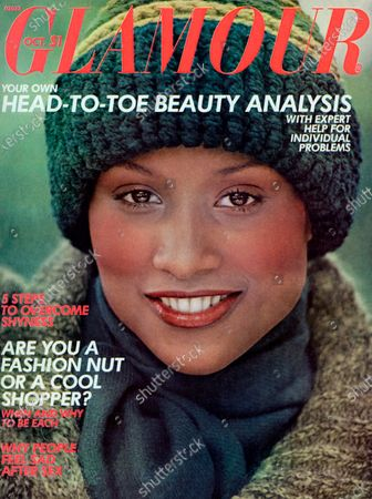 Editorial picture of Glamour October 01, 1975 Cover