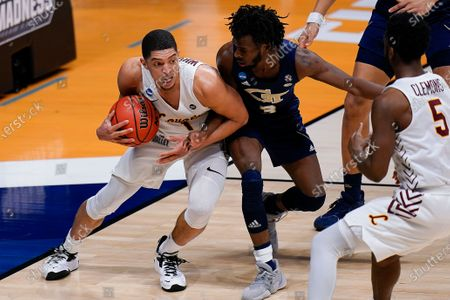 Editorial picture of NCAA Georgia Tech Loyola Chicago Basketball, Indianapolis, United States - 19 Mar 2021