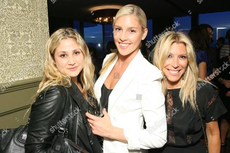 Kimberly Ovitz, Leanne Thrasher and Rachael Zalas