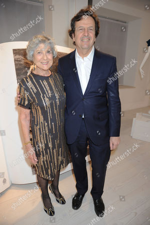 Joan and Simon Burstein