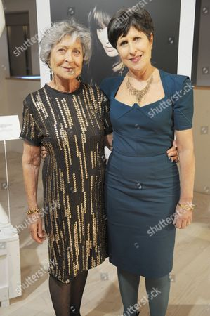 Joan and Caroline Burstein