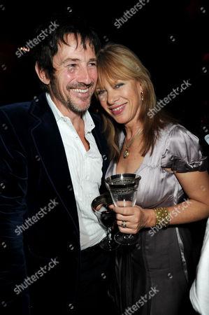Annette Mason and Matt Collishaw