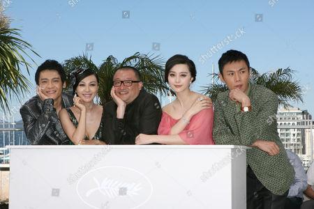 Yi Zi, Li Feier, Xiaoshuai Wang, Fan Bingbing, Hao Qin