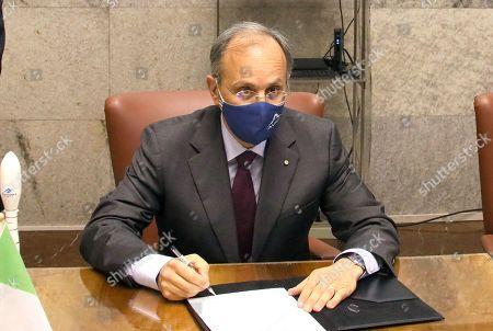 Giulio Ranzo CEO AVIO