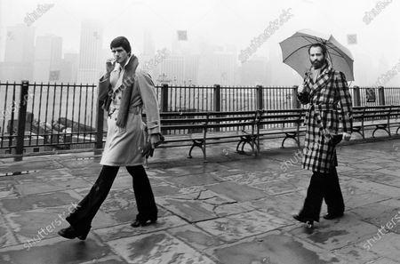 Editorial photo of GQ November 1973 Fashion, New York, USA