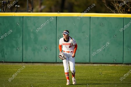 Editorial image of McNeese Sam Houston St Softball, Huntsville, United States - 19 Mar 2021