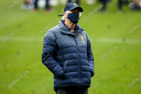 Stock Image of Worcester Warriors director of rugby Alan Solomons