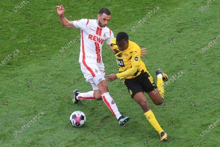 Editorial image of FC Cologne vs Borussia Dortmund, Germany - 20 Mar 2021