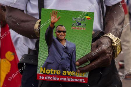 Editorial image of Election, Brazzaville, Republic of Congo - 19 Mar 2021