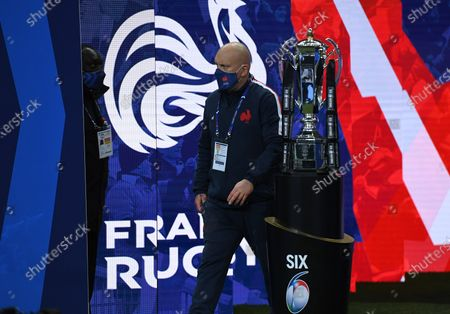 French assistant coach Shaun Edwards