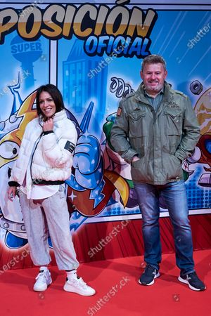 Editorial photo of 'Superthings' exhibition photocall, Madrid, Spain - 19 Mar 2021